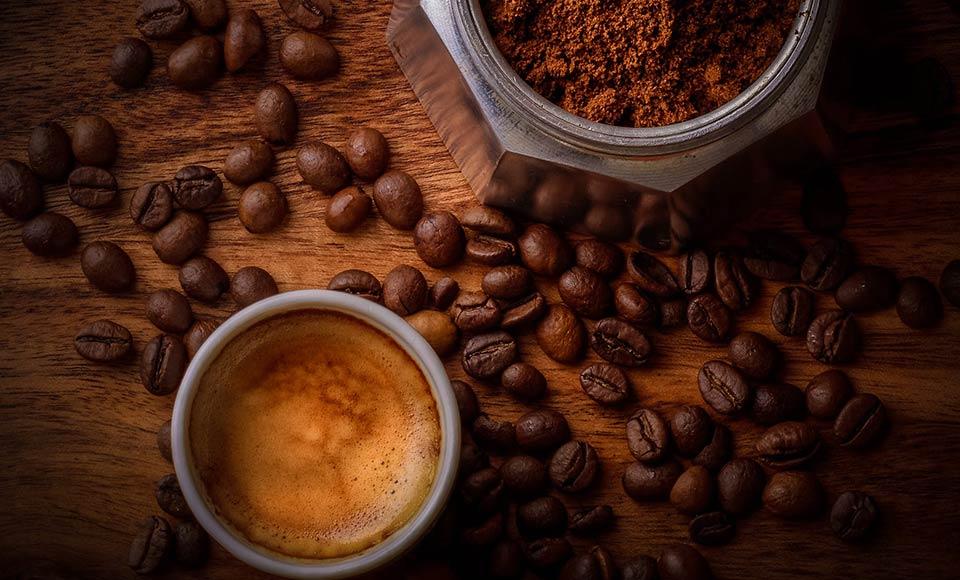 Espresso kafa - Crema