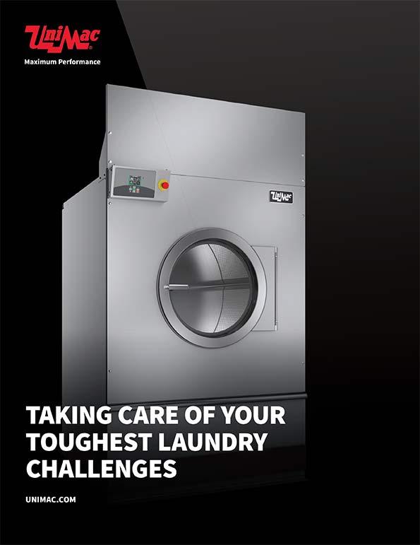 Profesionalne UniMac mašine za sušenje veša