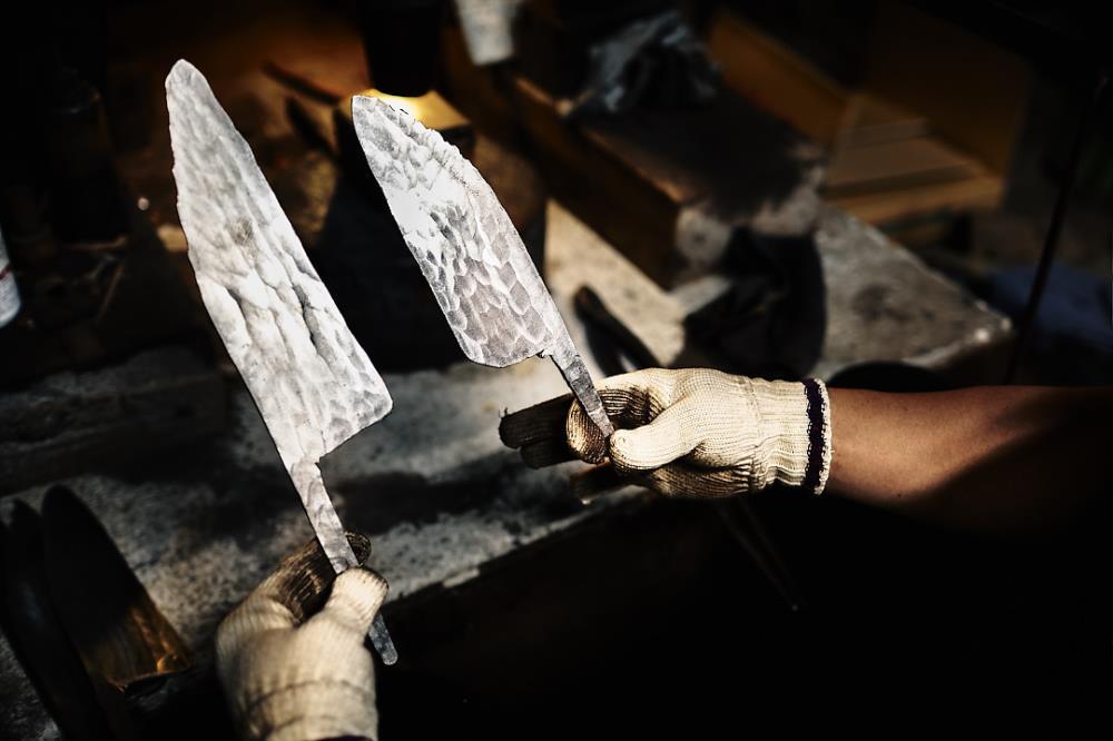 Japanski nož Oštar rub