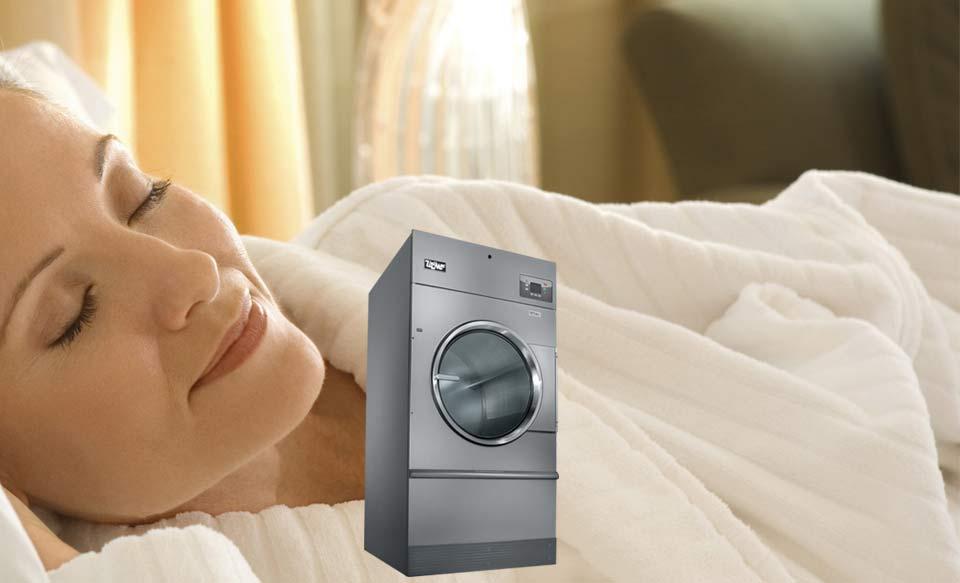 Profesionaln mašine za sušenje veša