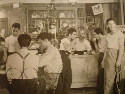 stari italijanski kafe